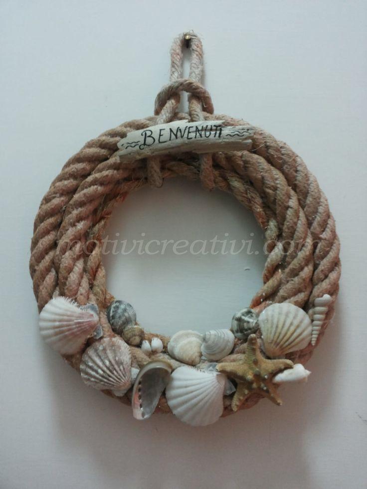 Photo of Marine tema krans – Motivicreativi.com