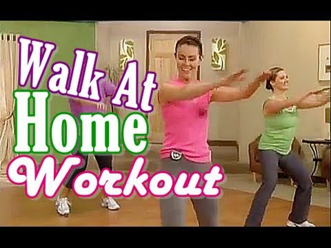 workout at home no equipment  1 hour walk at home workout