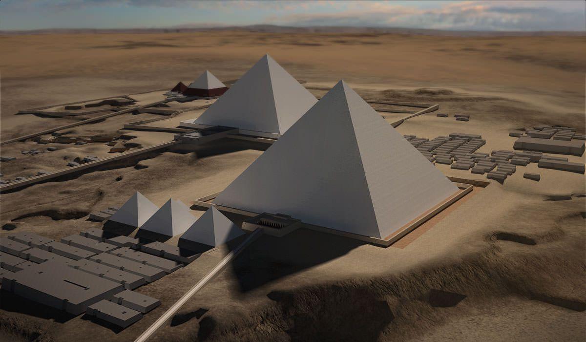 Giza 3D - Dassault Systèmes