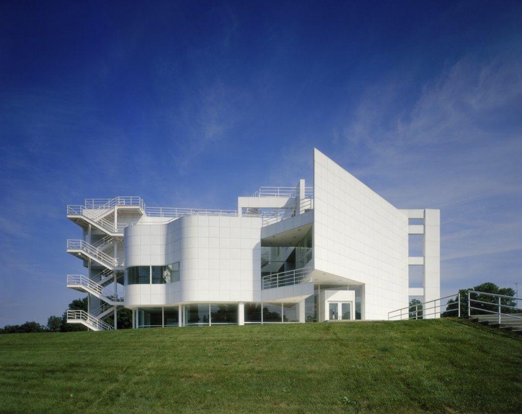 Richard Maier-Centro internacional – CAD Design | Free CAD