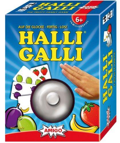 Spielanleitung Halli Galli