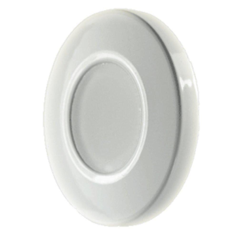 Lumitec Orbit - Flush Mount Down Light - White Finish - Warm White Dimming