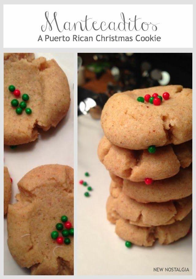 How to make mantecaditos a puerto rican christmas cookie how to make mantecaditos a puerto rican christmas cookie dreaming of puerto rico forumfinder Choice Image