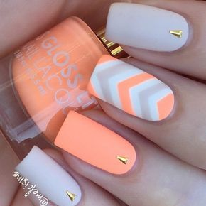 55 Elegant Looks For Matte Nails Every Girl Will W