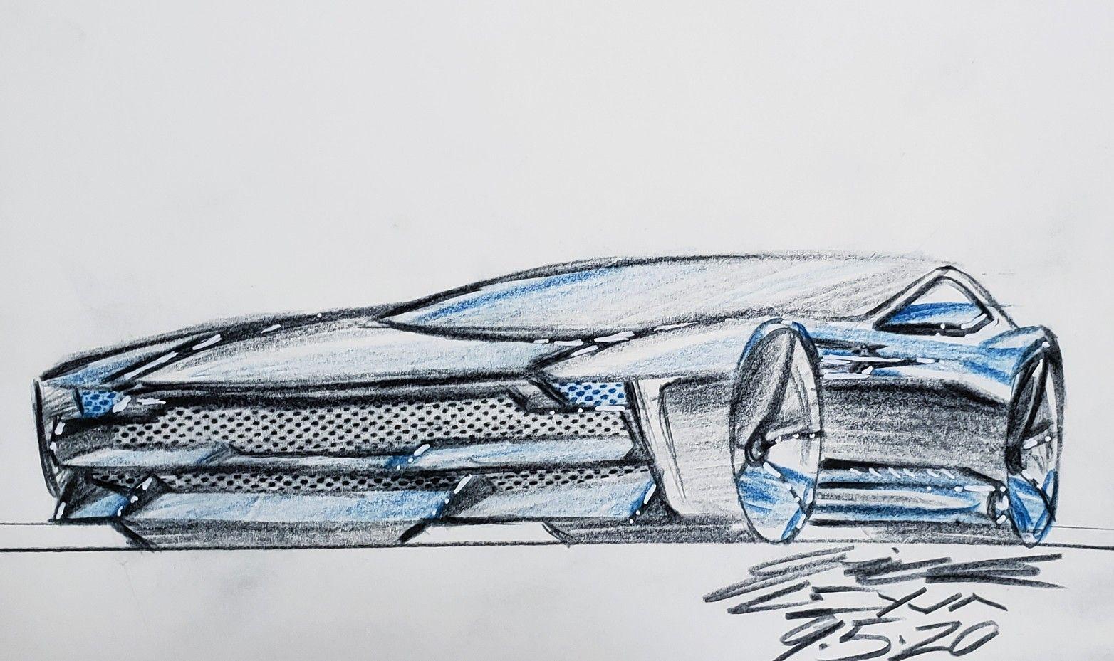 DAY 271 • V8 • #musclecar #sportscar #transportationdesign #vehicledesign #automotivedesign #productdesign #industrialdesign #cardesign #design #carsketch #cardrawing #automotiveart #automotiveillustration #dailydesign #dailydrawing #dailyillustration #dailyart #art #concept #conceptcar #conceptdesign #conceptart
