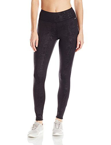 75757b46e2fcc Jockey Womens Embossed Sneak Ankle Legging Deep Black XL ** You can find  more details by visiting the image link. (Note:Amazon affiliate link) # Leggings