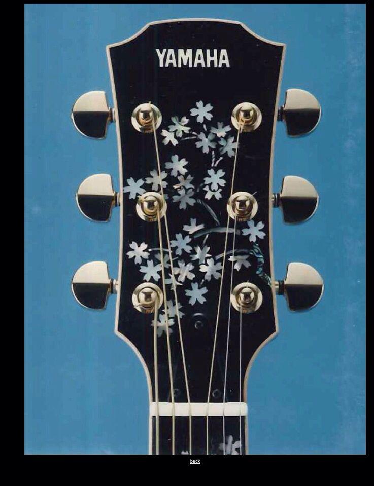 Yamahaguitars Yamaha Guitar Guitar Yamaha