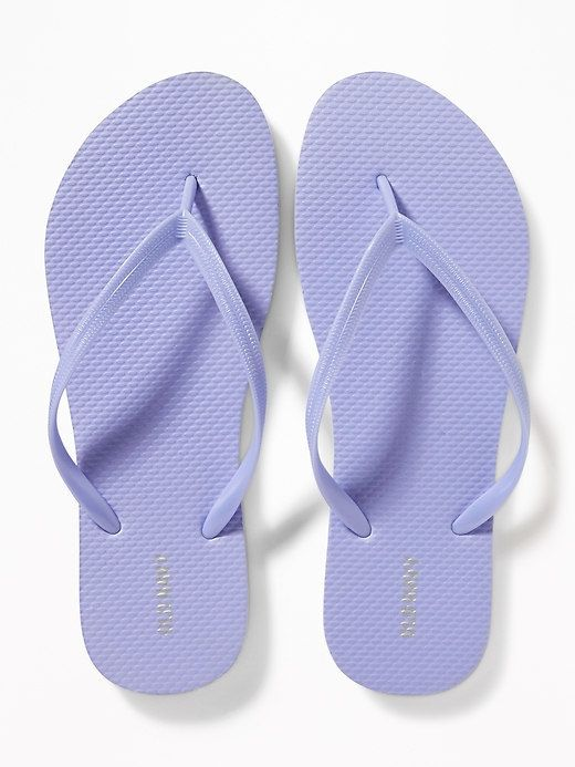 865551d11769c Old Navy Classic Pastel-Color Flip-Flops for Women