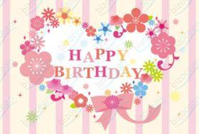 無料ダウンロード 可愛い印刷して使えるバースデーカード テンプレート 誕生日 祝いメッセージ Naver まとめ Birthday Happy Birthday Diy And Crafts