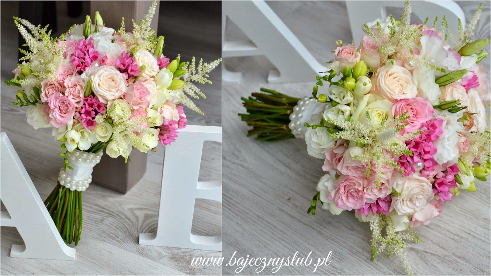 Bajeczny Slub Swidnica Bukiety Slubne 2015 Rustykalny Bukiet Roze W Bukiecie Roza Vuvuzela Bajeczne Bukiety Slubn Wedding Bouquets Floral Wreath Wedding