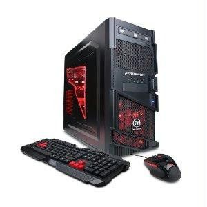 Cyberpowerpc Cyberpowerpc Gamer Ultra Gua380 W- Amd Fx-4300 Cpu, 8gb Ddr3, Nvidia Gt720, 1tb