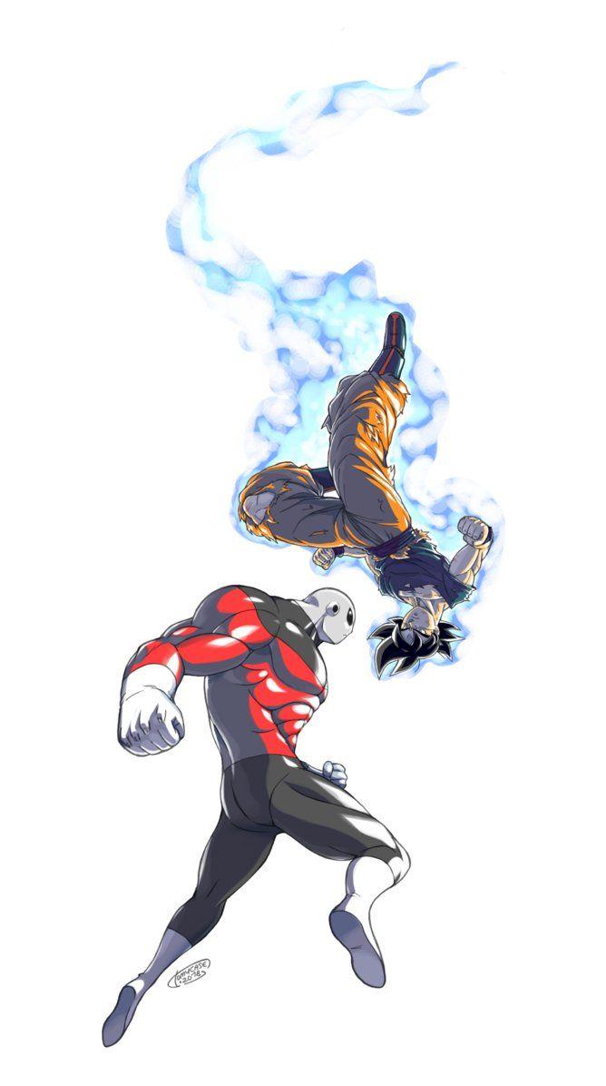 Limit Breaker - Dragon Ball Super by Tomycase on DeviantArt