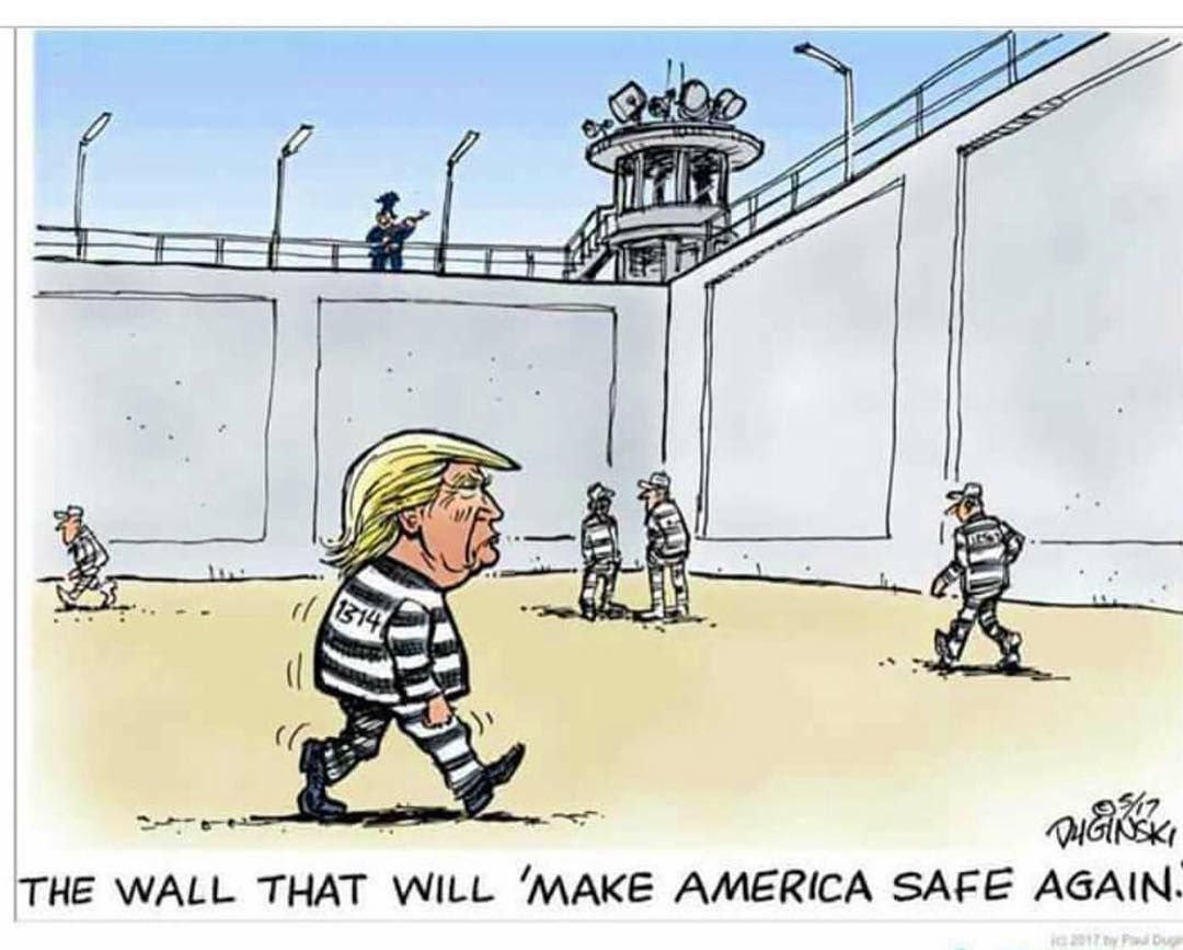 Image result for Pax on both houses trump in jail