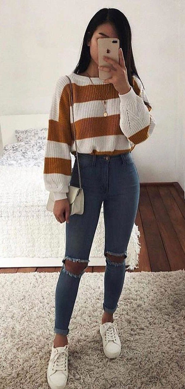 25 have to have spring outfits to copy now - New Site #falloutfitsschool2019