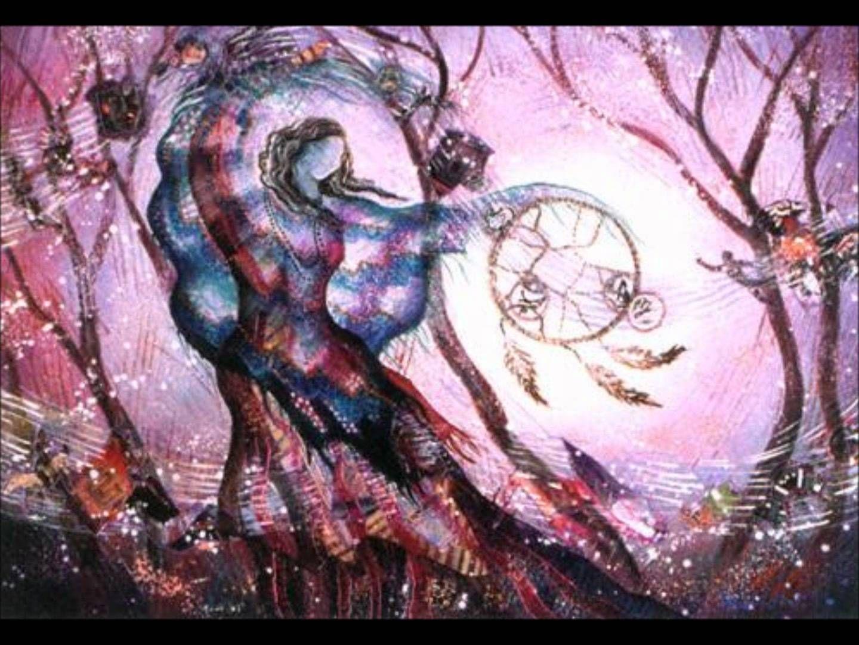 How Do Dream Catchers Catch Dreams Dream Catcher SpiderWoman Art Pinterest Spider Mythology 9