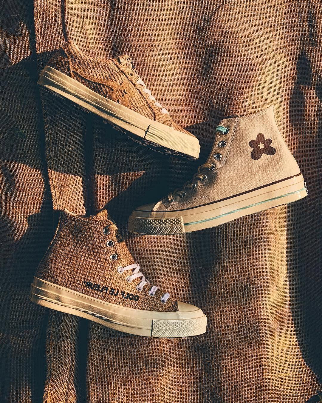 Sneakers fashion, Golf le fleur