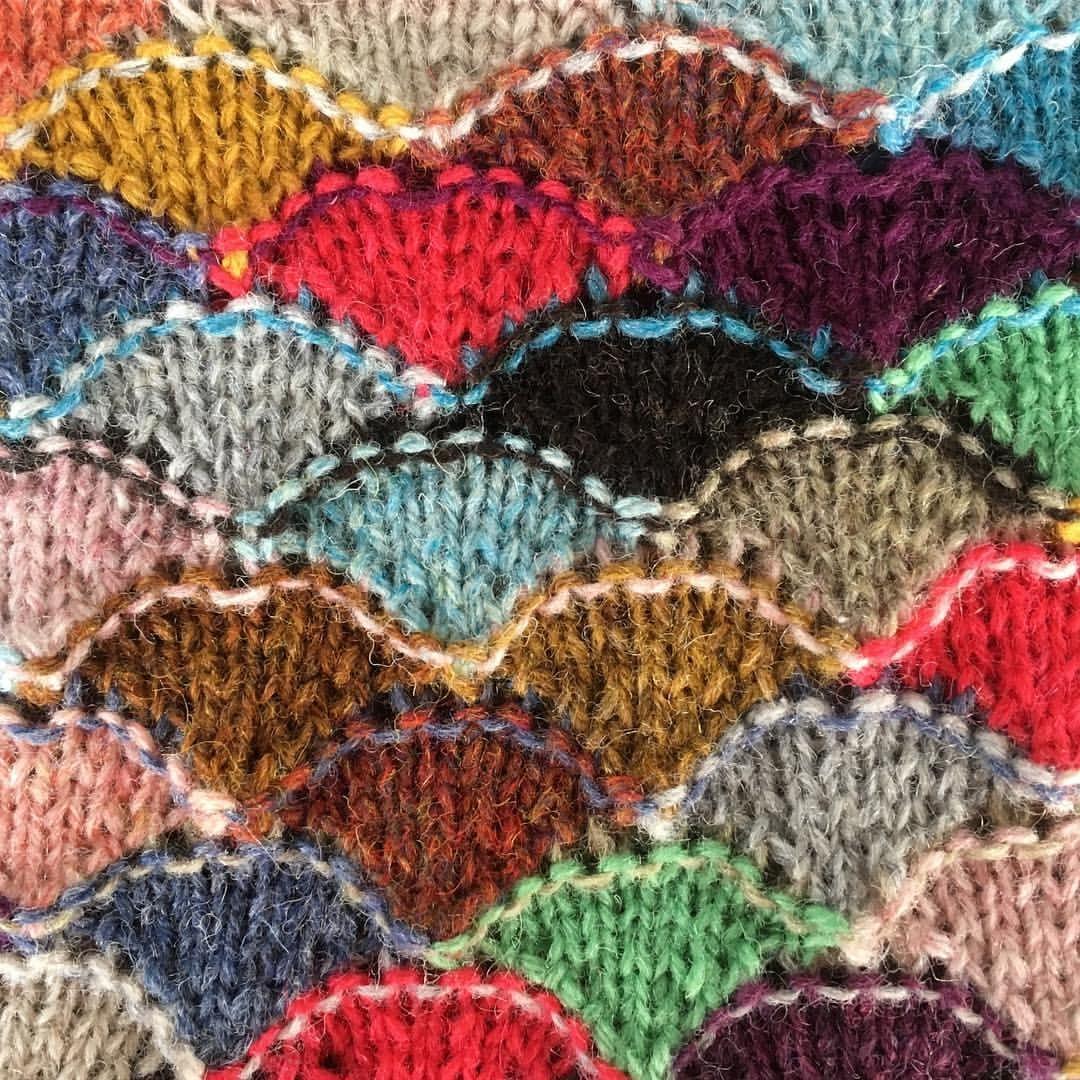 Photo of #knittersaredoingitforthemselves