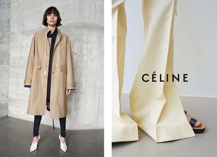 Celine Winter 2016 Ad Campaign