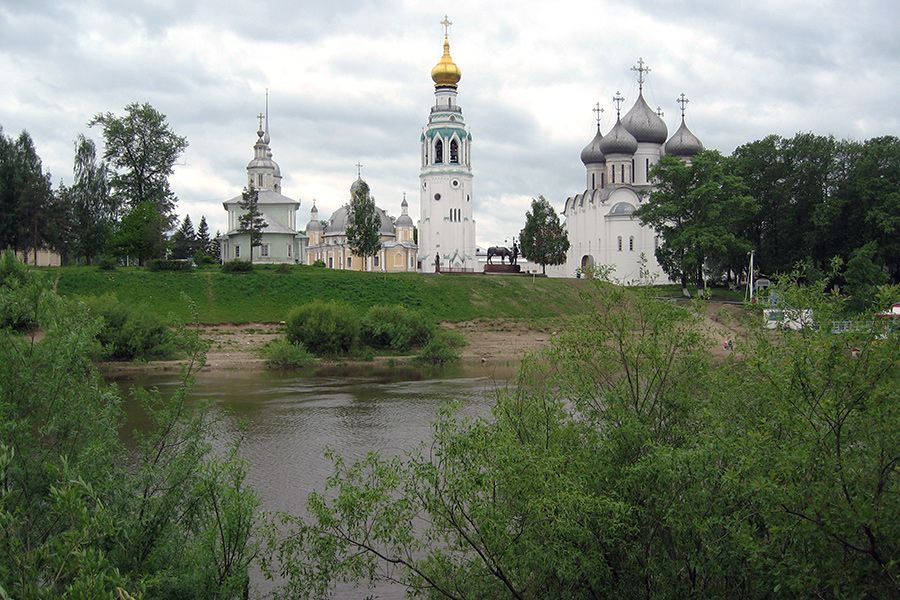 A Bright Piece of the Golden Ring. Vologda