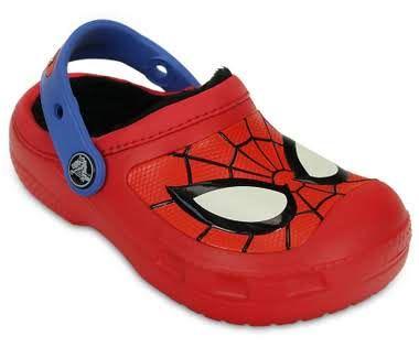 Crocs Spiderman Lined Clog