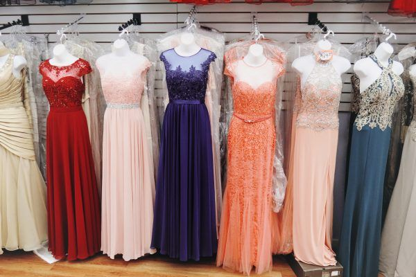 Shop For Prom Dresses At The Santee Alley The Santee
