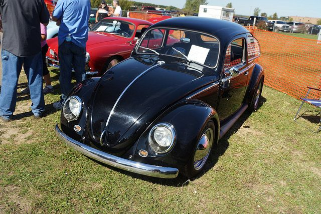 1958 Volkswagen Beetle - Greg Gjerdingen