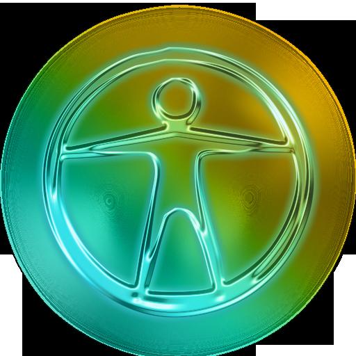 Humanity Icon 111924 » Icons Etc Icon, Human, Circle