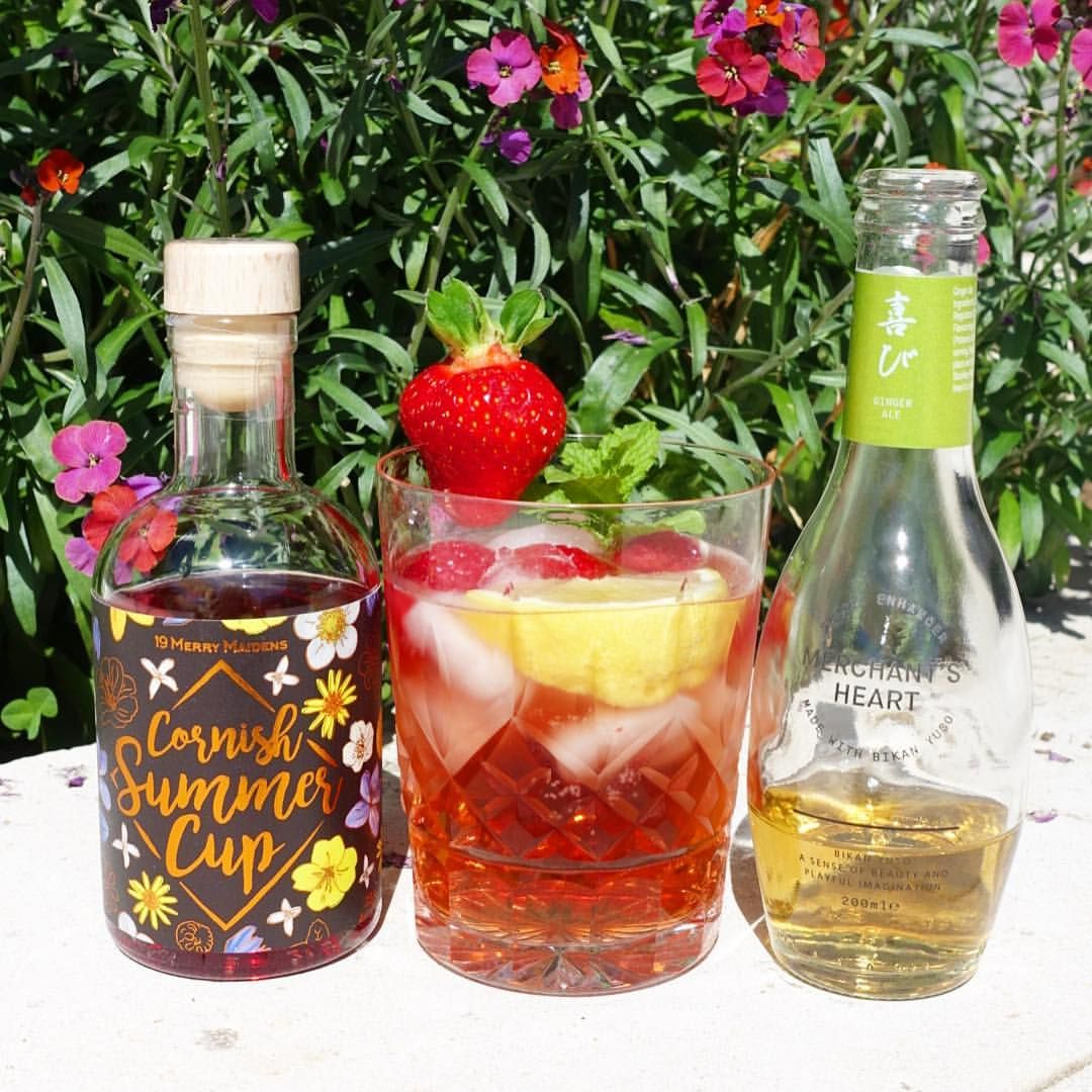 216 Likes 17 Comments Katie Hughes Whatskatiedoing On Instagram Suns Out Maybe It Was Yesterday Wimbledo Gin Recipes Gin Gifts Gin Tasting