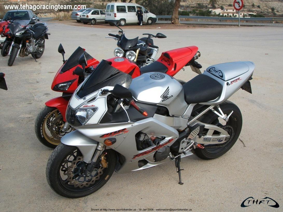 2001 Honda CBR 929/954 RR