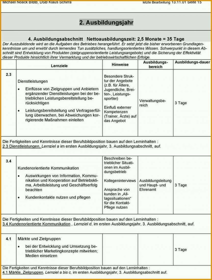 Praktikum Ausbildungsplan Vorlage In 2020 Ausbildungsplan Vorlagen Ausbildung