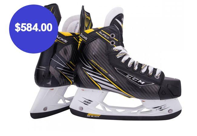 Ccm Super Tacks Senior Ice Hockey Skates The Largest Selection Of