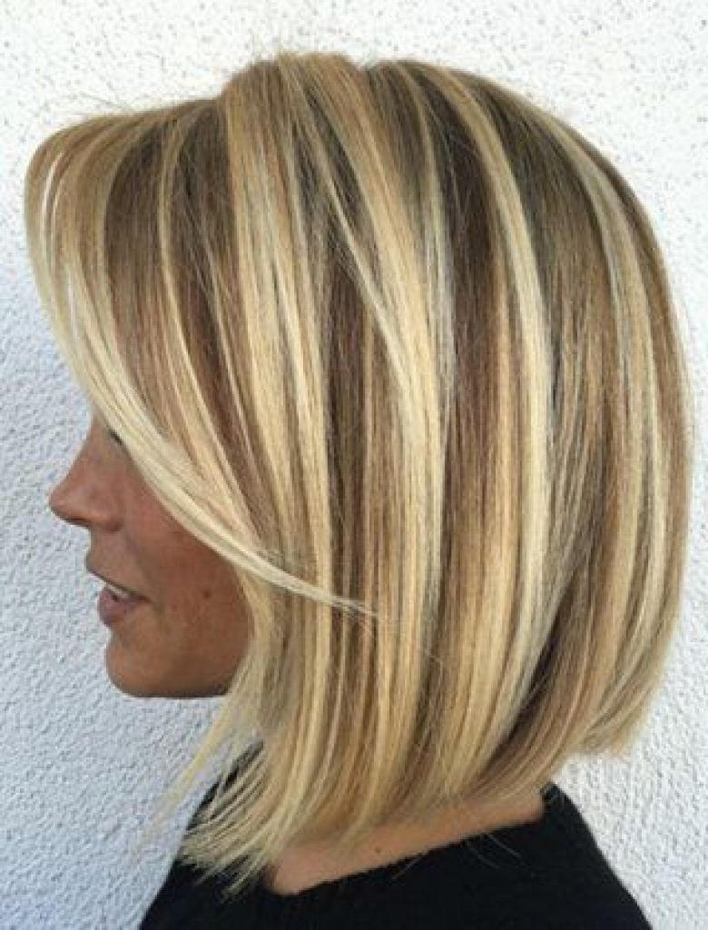 Short Length Layered Haircuts For Thin Hair 16