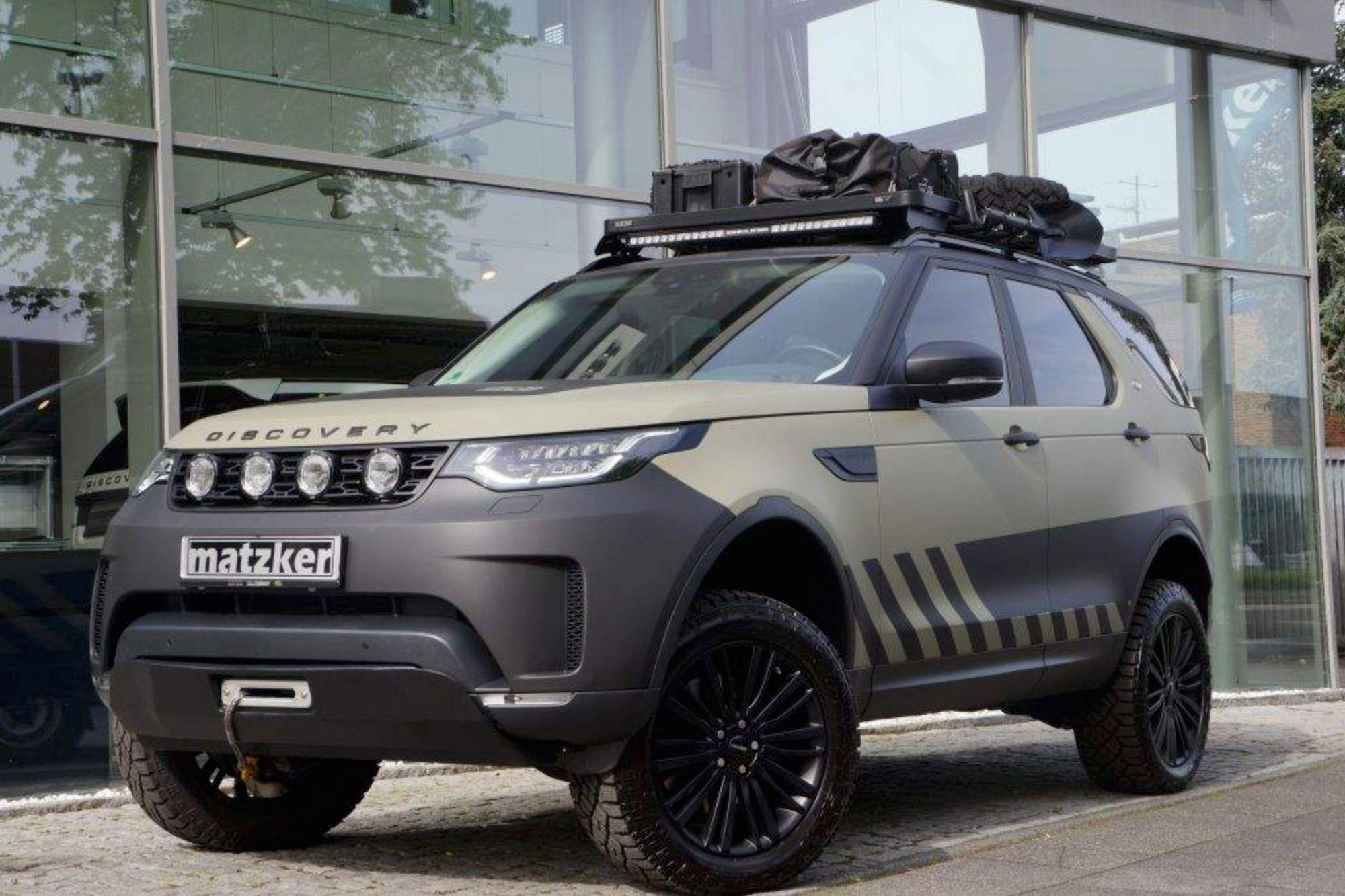Expedition Portal Classifieds Matzker Discovery Expedition Portal Land Rover Discovery 5 Land Rover Land Rover Discovery