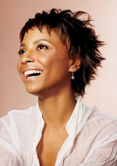 Image Result For Short Hair Styles For Women Over 40 Black