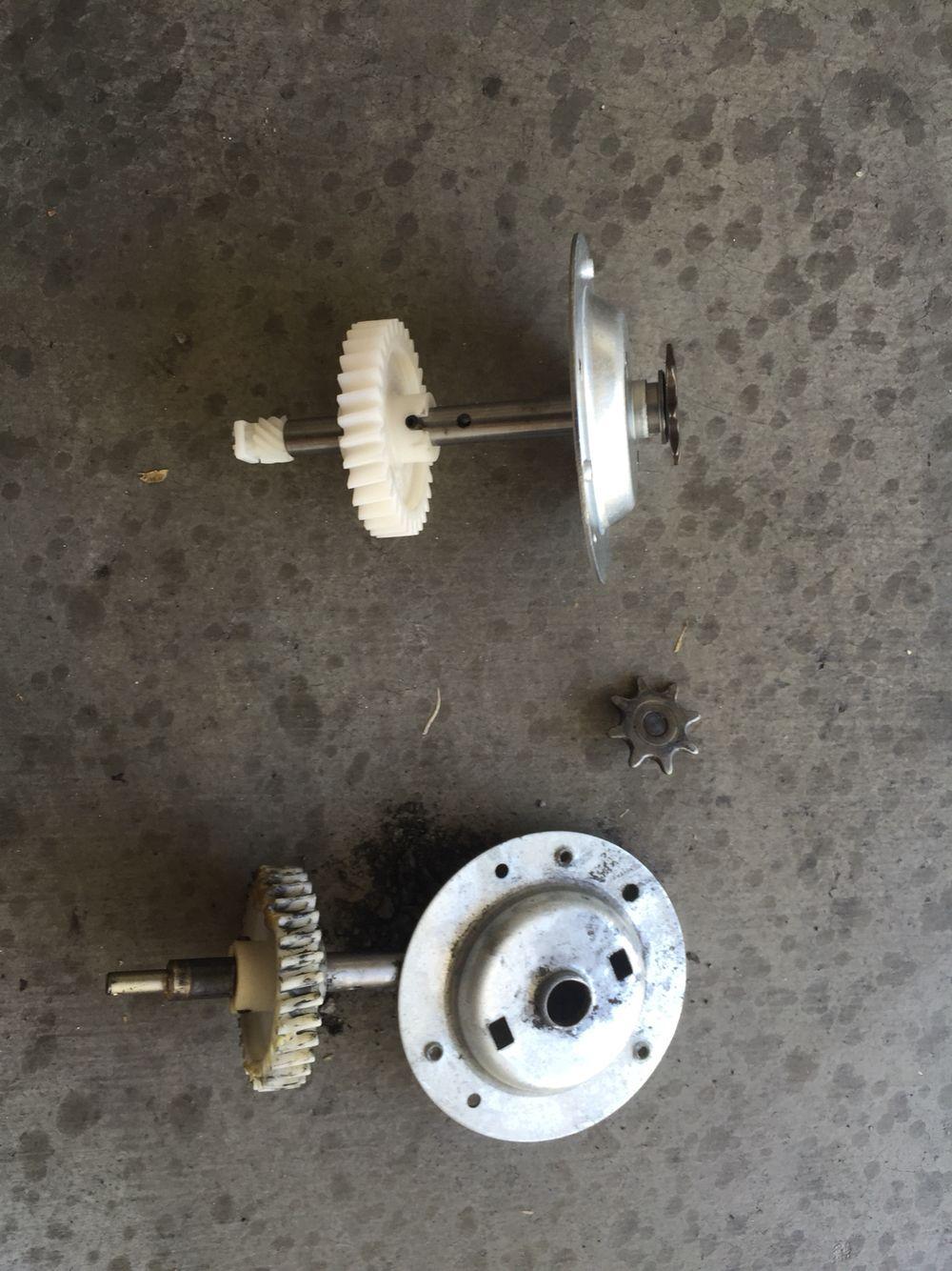 Liftmaster Chamberlain Craftsman Chain Opener Broken Gear Liftmaster Toilet Paper Holder Garage Door Repair