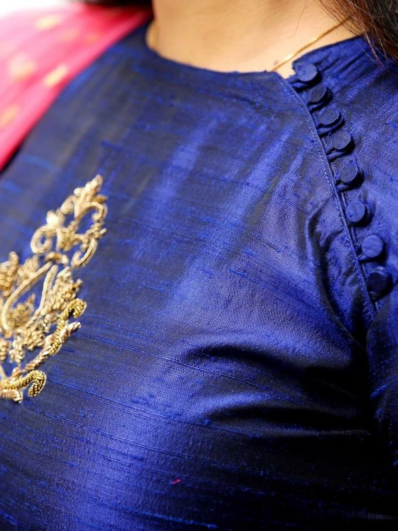 9eb0299879 SERENE Punjabi Suit Neck Designs, Salwar Neck Designs, Kurta Designs Women, Neck  Designs