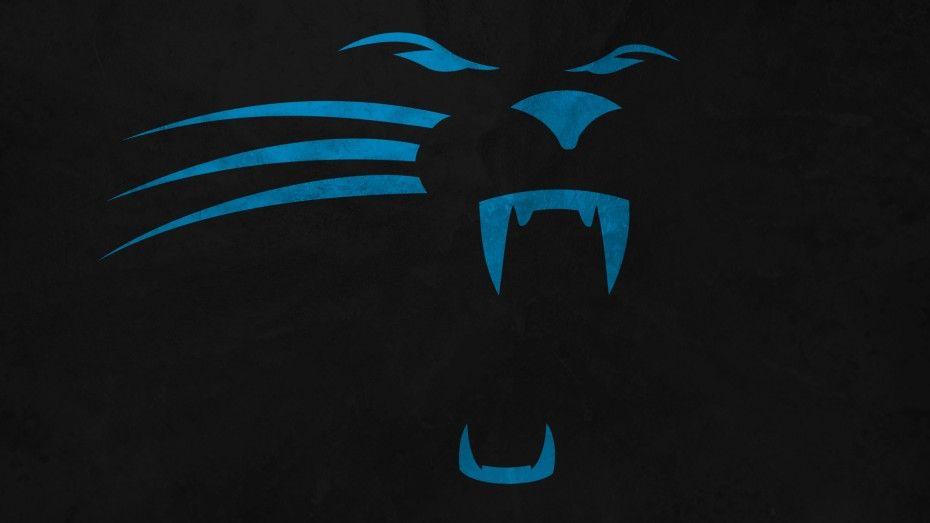 Minimalist Nfl Team Computer Wallpapers Carolina Panthers Panthers Panther Nation Carolina panthers wallpaper hd