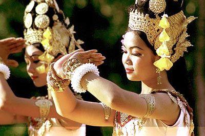 Cambodian Dance Hand Movements   Traditional Cambodia Dance ...