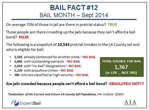 The Pretrial Jail Population Is Comprised Of Many Different Types