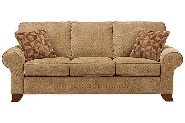 The Townhouse Queen Sofa Sleeper From Ashley Furniture HomeStore  (AFHS.com). Designed
