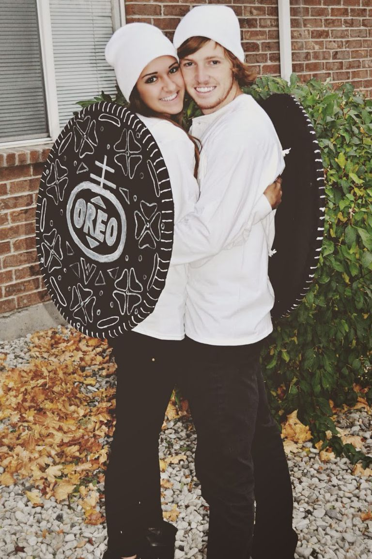 2600b982cf80 64 Amazing Couples Costumes You Need This Halloween | random | Diy ...