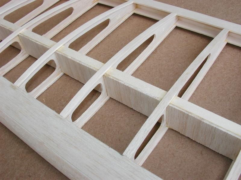 Elder 40 wing structure