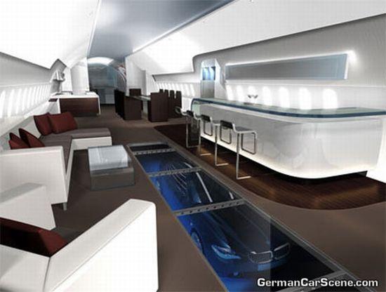 Boeing interior airplane also dream house pinterest private jet rh