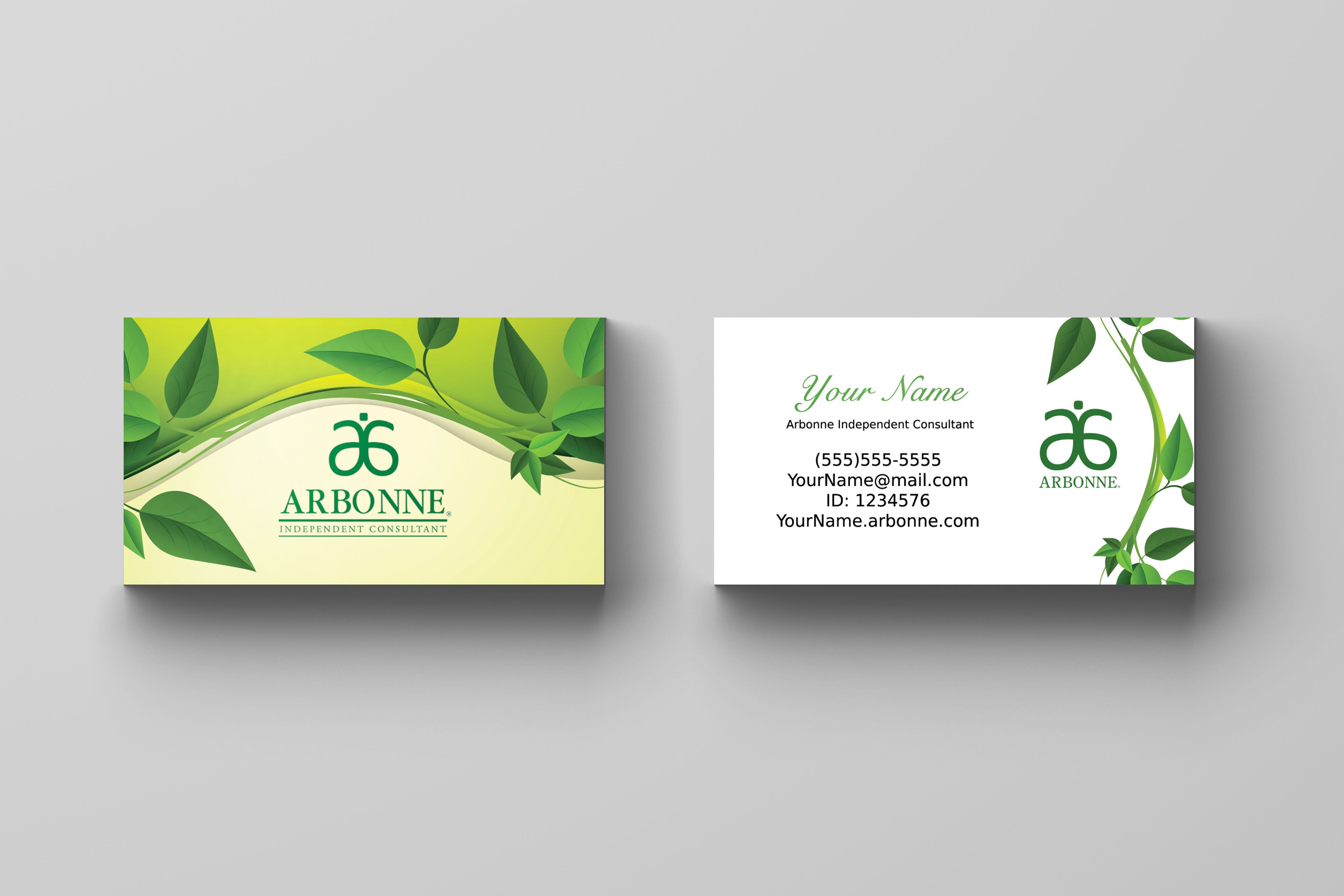 Arbonne Business Card Leaves Kakaodesigns Arbonne Business Cards Classic Business Card Arbonne