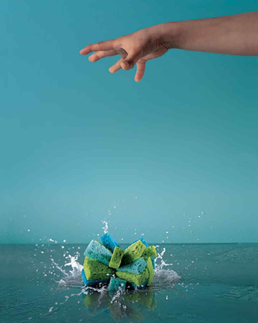 Sponge Ball - Easy to Make - Long Lasting - Better than a Water Balloon! • Play chase • Play Everyone is Gonna Get SPLAT!! • MAKE LOTS then Play Catch similar to an egg toss.