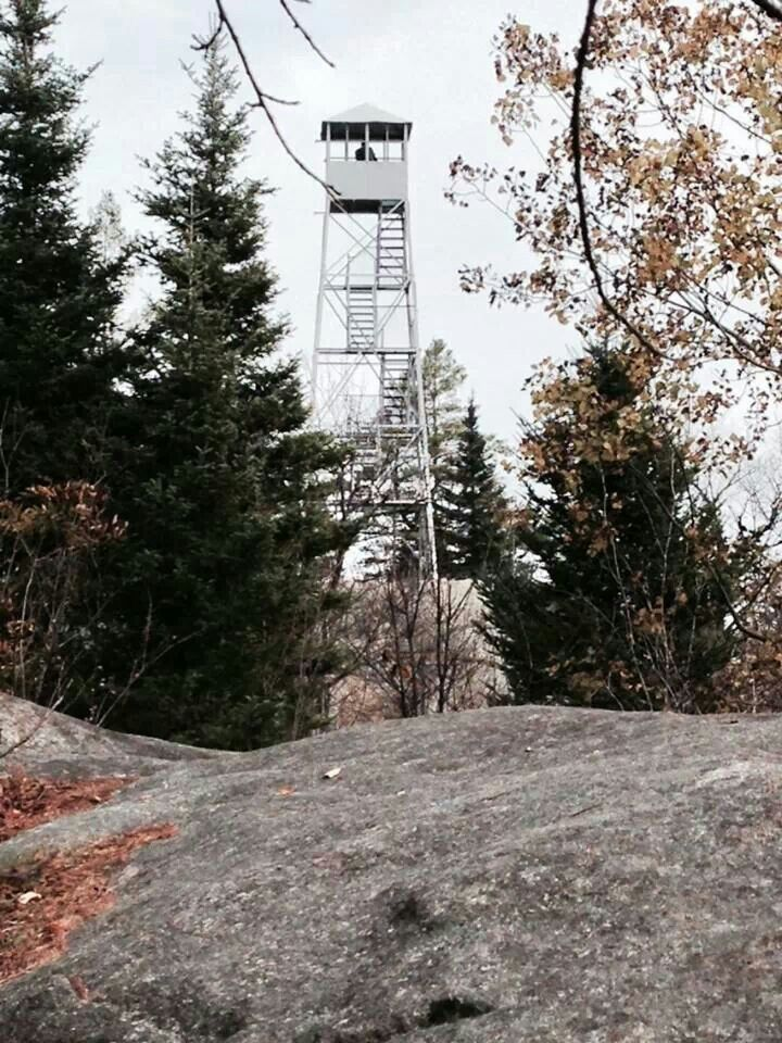 Fire Watch Tower, Bald Mountain, Adirondack Mts, NY Places