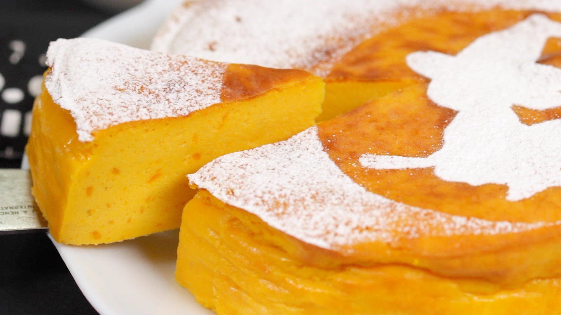 Japanese Pumpkin Cake Recipe
