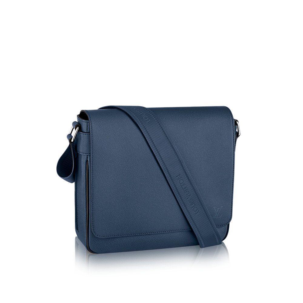 3771e791ee24 Roman PM Taiga Leather - Men s Bags