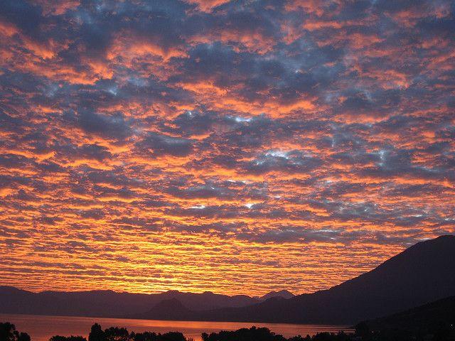 Gorgeous Lake Atitlan in Guatemala.