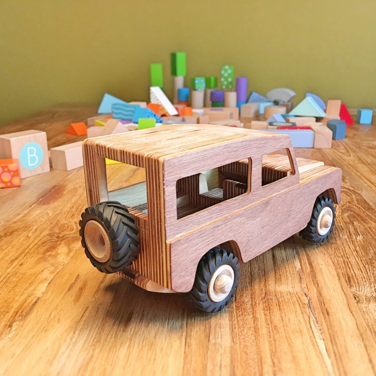 Wooden toys plans, Wooden toy cars
